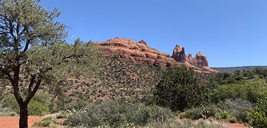 Red Rock Chauffeured Tour
