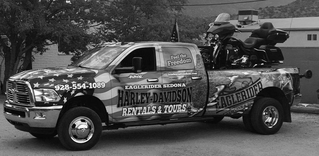 EagleRider Sedona Harley-Davidson Rentals Tours Experiences